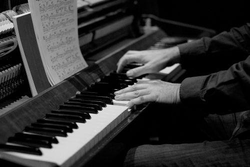 piano piano player keys