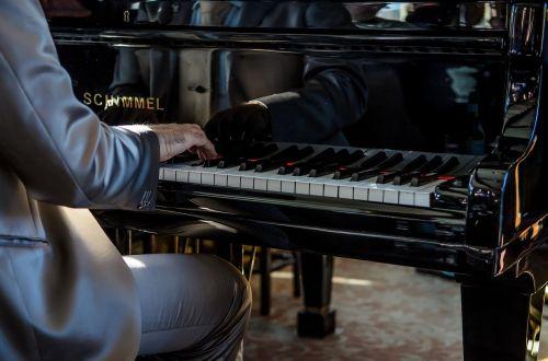 piano keyboard instrument