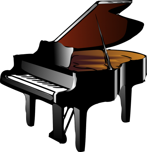 piano grand piano baby grand piano