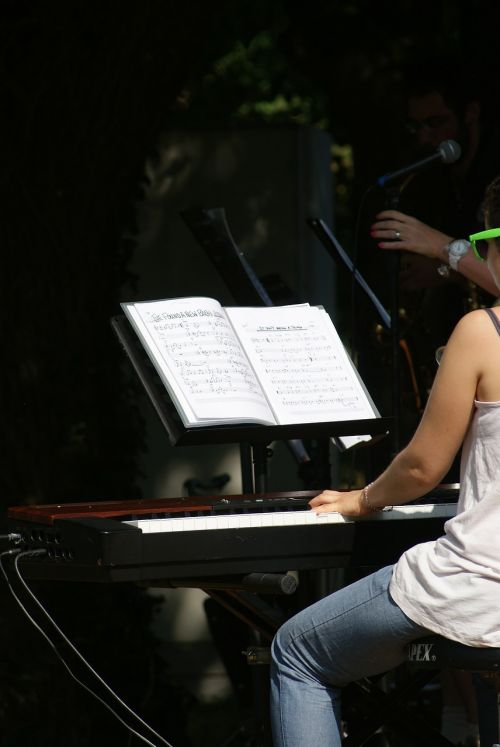 piano pianist music