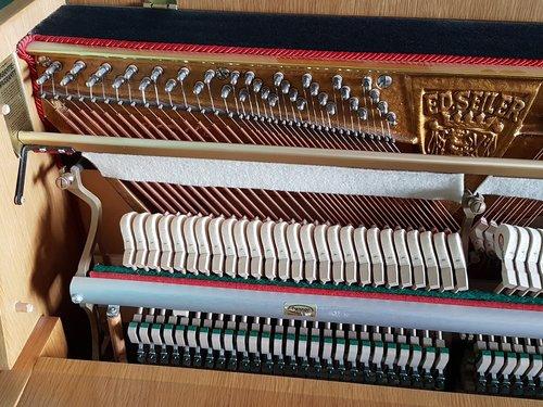 piano  mechanics  instrument