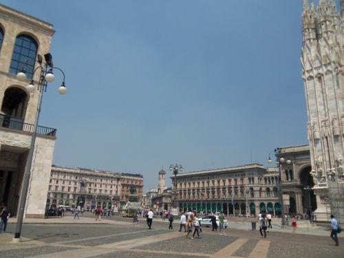 Piazza Duomo - Milan
