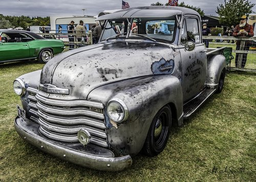 pick up  american pickup  classic