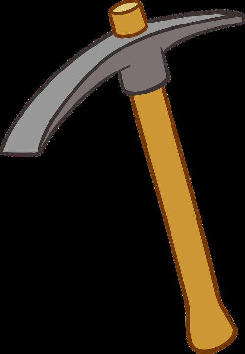 pickax tool dig