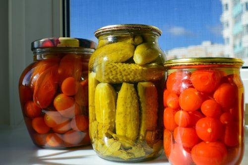pickles billet cucumbers