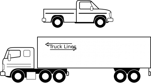 pickup truck lorry