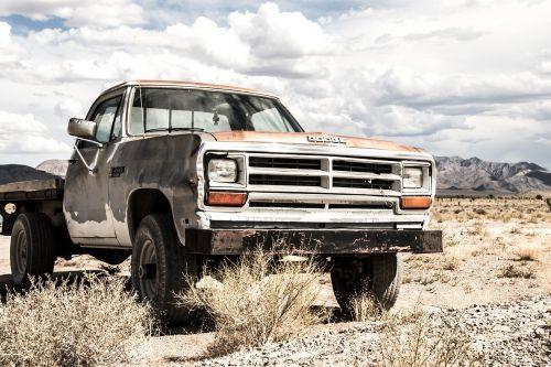 pickup dodge truck