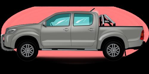 pickup truck car pickup