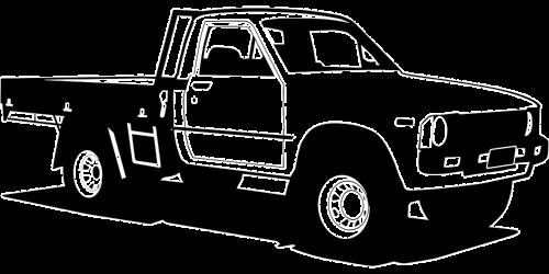 pickup truck van transportation