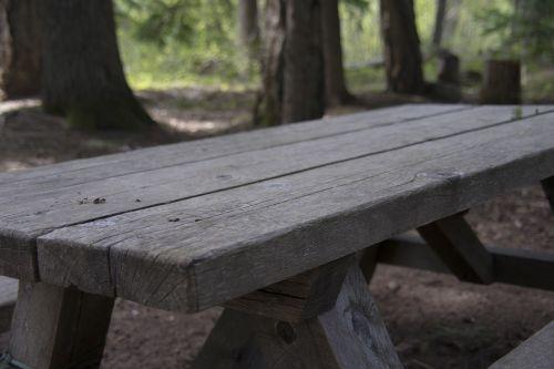 picnic table picnic table