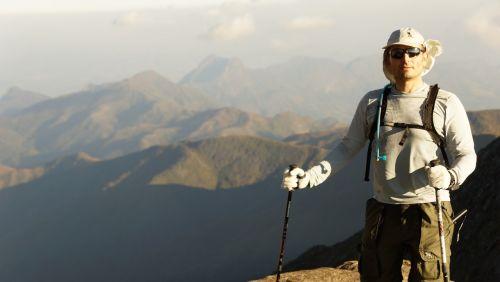 pico da bandeira trail trekking