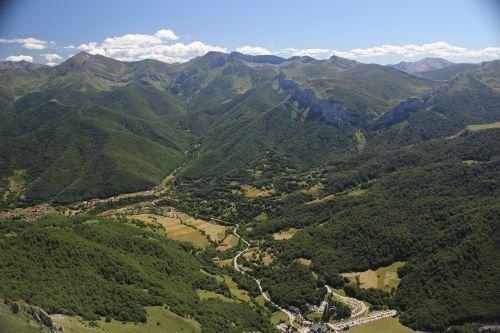 picos de europa source of nature