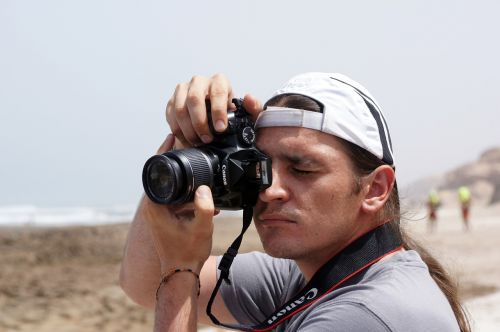 picture shooting photographer