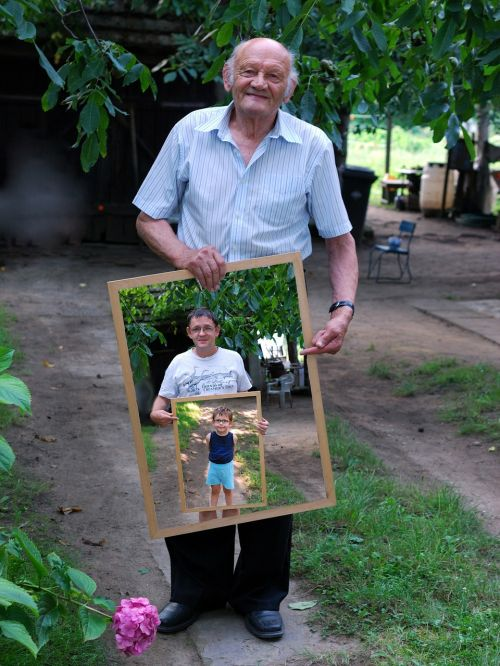picture picture frame generation
