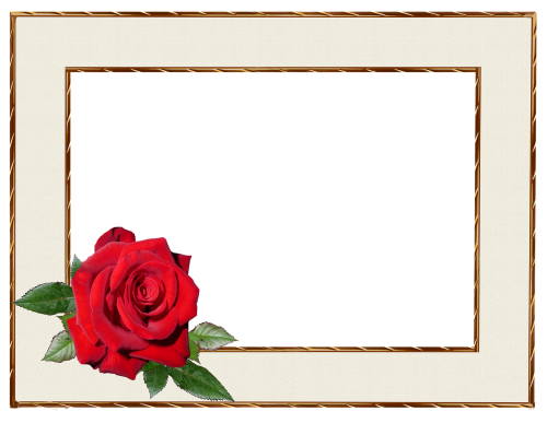 picture frame empty margin