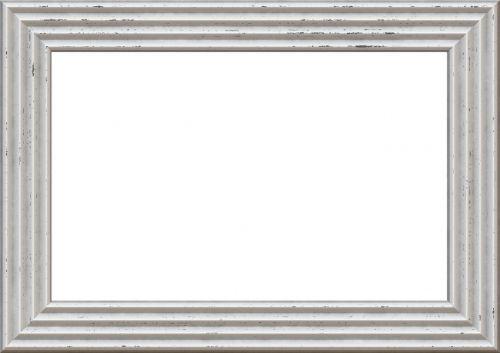 picture frame frame worn