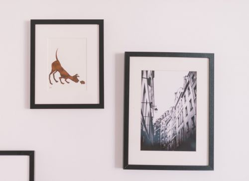 picture frames wall art interior