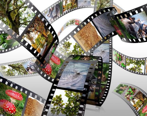 pictures filmstrip photos