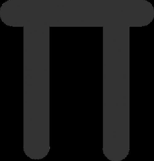 pie 22 7 symbol