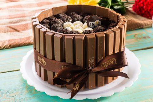 pie chocolate brigadier