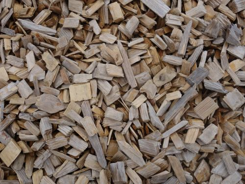 pieces of wood wood many