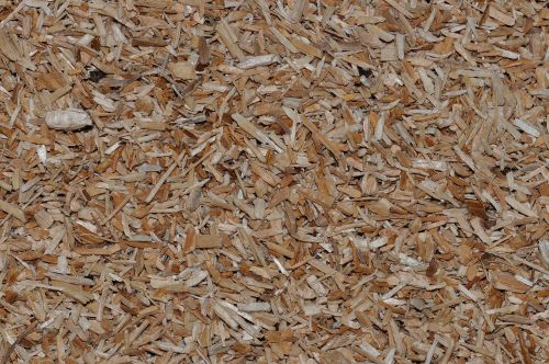 pieces of wood wood chips natural material