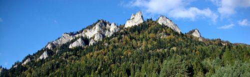 pieniny poland mountains