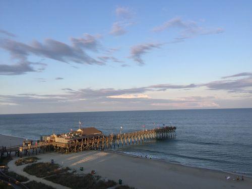 pier 14 beach ocean