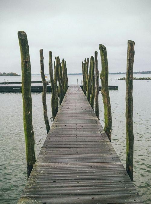 pier water lake