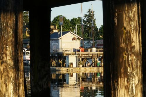 pier dock harbor