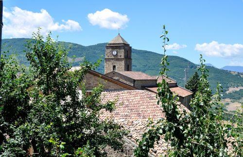 pietrapertosa church campanile