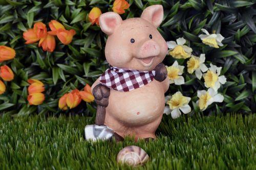 pig garden blade