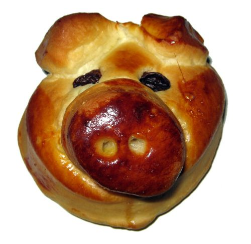 pig dough pastries
