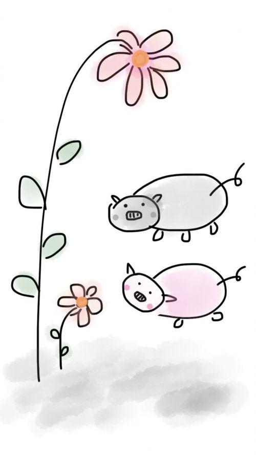 piggy pig piglet