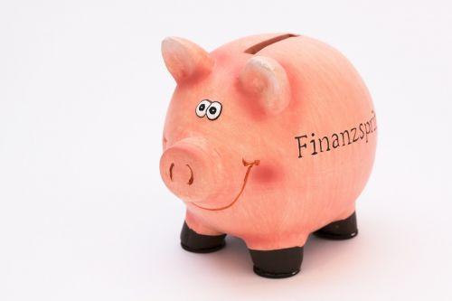 piggy bank save cash injection