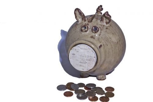 piggy bank money savings