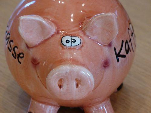 piggy bank piglet savings bank