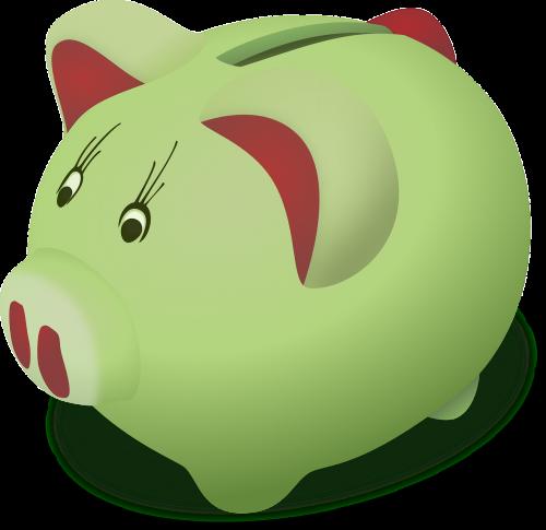 piggy bank penny bank money box