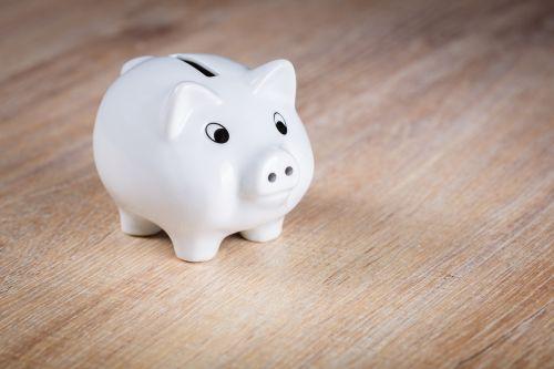piggy bank save piglet