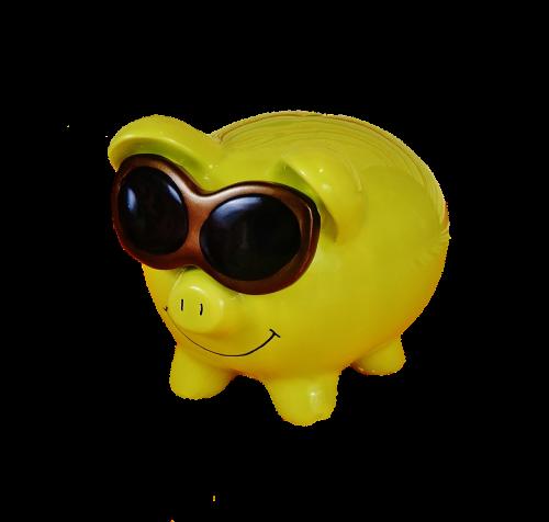 piggy bank cool funny