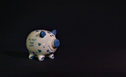 piggy bank  savings  cash