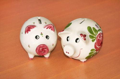 piggy bank money save