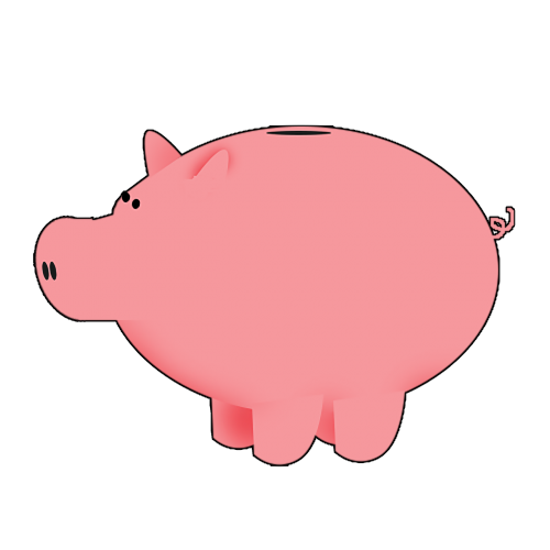 piggybank pig bank