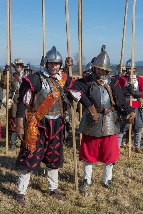 pikanýr battle of jankau battle re-enactment