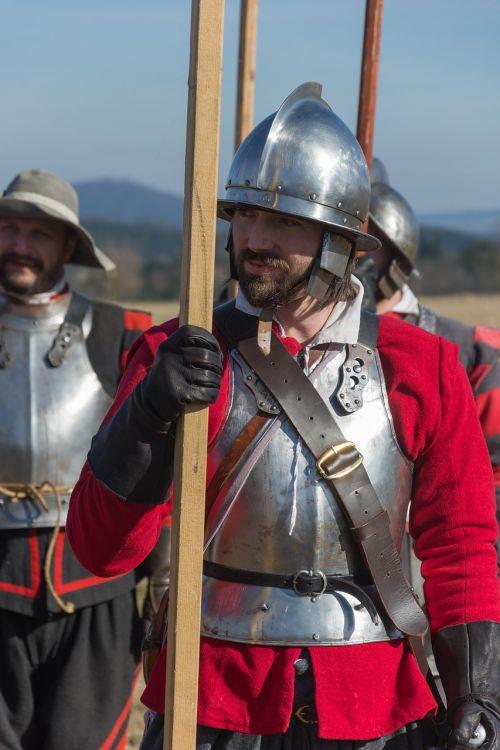 pikanýr battle re-enactment historical costume