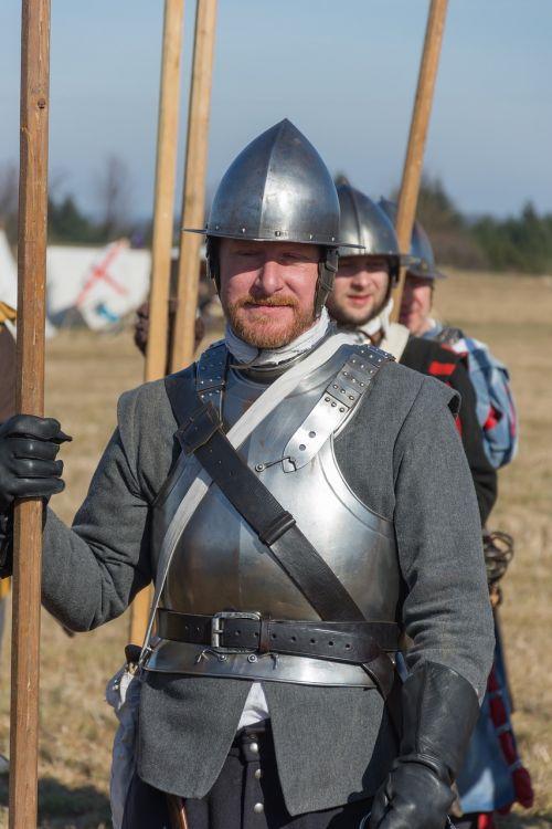 pikanýr battle re-enactment battle of jankau