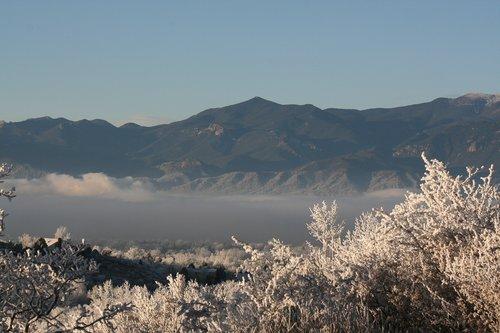 pike's peak  colorado springs  nature