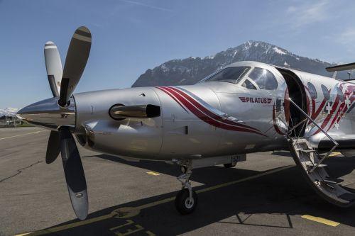 pilatus pc-12 aircraft turboprop