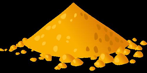 pile heap pyramid