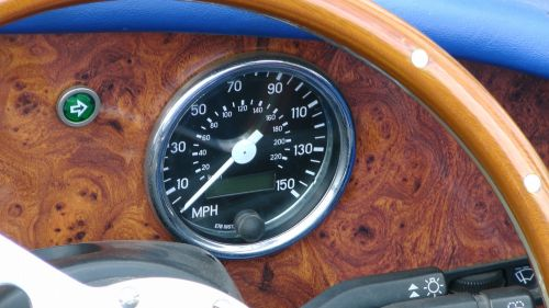 Pilgrim 3000 Is Austin Healey 3000